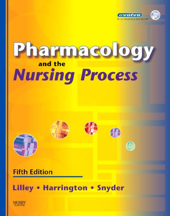 Pharmacology and the Nursing Process (With Media)