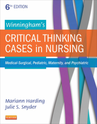 winninghams critical thinking cases in nursing answers