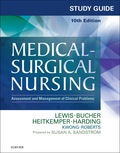 Study Guide for Medical-Surgical Nursing: Assessment and Man