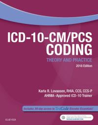 Icd 10 code book 2018