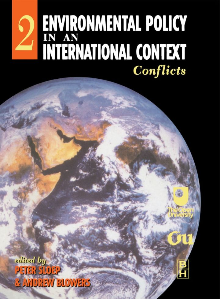 Environmental Policy in an International Context: Conflicts of Interest