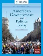"""American Government & Politics Today, Enhanced"" (9780357020647)"