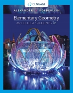 """""""Elementary Geometry for College Students"""" (9780357028155)"""