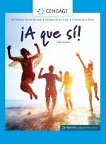"""""""A que si!"""" (9780357029176)"""