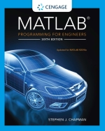 """MATLAB Programming for Engineers"" (9780357030523)"
