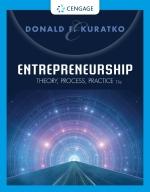 """Entrepreneurship: Theory, Process, Practice"" (9780357033203)"