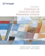 """""""Essentials of Statistics for the Behavioral Sciences"""" (9780357035580)"""