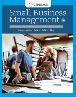 """Small Business Management: Launching & Growing Entrepreneurial Ventures"" (9780357039403)"