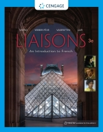 """""""Liaisons, Student Edition: An Introduction to French"""" (9780357041741)"""