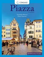 """""""Piazza, Student Edition: Introductory Italian"""" (9780357041994)"""