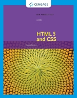 """""""New Perspectives on HTML 5 and CSS: Comprehensive"""" (9780357107270)"""