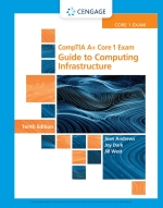 """CompTIA A+ Core 1 Exam: Guide to Computing Infrastructure"" (9780357108499)"