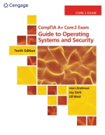 """CompTIA A+ Core 2 Exam: Guide to Operating Systems and Security"" (9780357108581)"