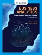 """""""Business Analytics: Data Analysis & Decision Making"""" (9780357110065)"""