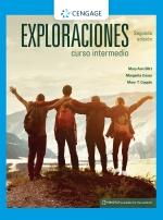"""""""Exploraciones curso intermedio"""" (9780357110966)"""