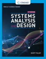 """""""Systems Analysis and Design"""" (9780357117897)"""
