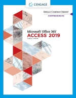 """Shelly Cashman Series Microsoft Office 365 & Access 2019 Comprehensive"" (9780357119235)"