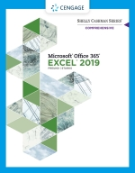 """""""Shelly Cashman Series Microsoft Office 365 & Excel 2019 Comprehensive"""" (9780357119259)"""