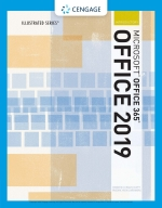 """""""Illustrated Microsoft Office 365 & Office 2019 Introductory"""" (9780357119723)"""