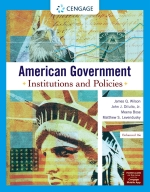 """American Government: Institutions and Policies, Enhanced"" (9780357136423)"