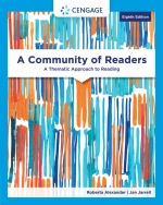 """""""A Community of Readers: A Thematic Approach to Reading"""" (9780357136768)"""