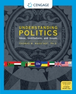 """Understanding Politics: Ideas, Institutions, and Issues"" (9780357137437)"