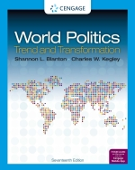"""World Politics: Trend and Transformation"" (9780357141885)"