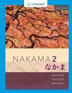 """Nakama 2, Enhanced Student Edition: Intermediate Japanese: Communication, Culture, Context"" (9780357142059)"