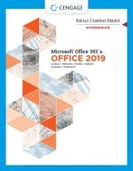 """Shelly Cashman Series Microsoft Office 365 & Office 2019 Intermediate"" (9780357359983)"