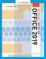 """Illustrated Microsoft Office 365 & Office 2019 Intermediate"" (9780357360101)"