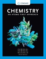 """""""Chemistry: An Atoms First Approach"""" (9780357363607)"""