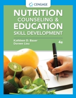 """""""Nutrition Counseling and Education Skill Development"""" (9780357367797)"""