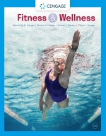 """""""Fitness and Wellness"""" (9780357367933)"""