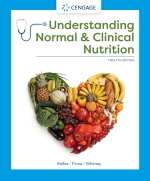 """Understanding Normal and Clinical Nutrition"" (9780357368244)"