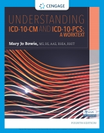 """Understanding ICD-10-CM and ICD-10-PCS: A Worktext"" (9780357390290)"