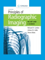 """Principles of Radiographic Imaging: An Art and a Science"" (9780357390320)"
