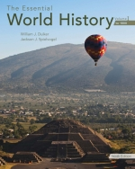 """""""The Essential World History, Volume I: To 1800"""" (9780357390368)"""
