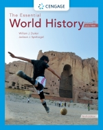 """""""The Essential World History, Volume II: Since 1500"""" (9780357390375)"""