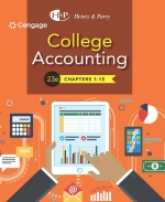 """College Accounting, Chapters 1- 15"" (9780357390412)"