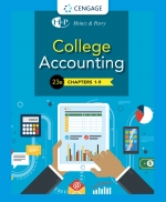 """College Accounting, Chapters 1- 9"" (9780357390429)"