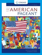 """American Pageant"" (9780357390474)"
