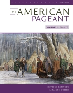 """""""The American Pageant, Volume I"""" (9780357390481)"""