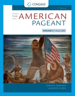 """American Pageant, Volume II"" (9780357390498)"