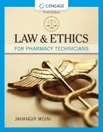 """Law and Ethics for Pharmacy Technicians"" (9780357390566)"