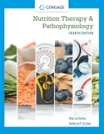 """Nutrition Therapy and Pathophysiology"" (9780357390597)"