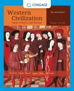 """Western Civilization: Ideas, Politics, and Society, Enhanced, Loose-leaf Version"" (9780357390610)"