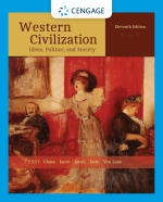 """Western Civilization: Ideas, Politics, and Society, Enhanced, Volume I, Loose-Leaf Version"" (9780357390627)"