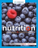 """Nutrition: Concepts and Controversies"" (9780357390672)"