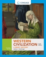 """Western Civilization: A Brief History, Volume I: To 1715"" (9780357390696)"