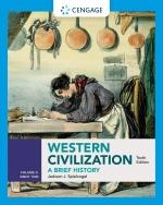 """Western Civilization: A Brief History, Volume II since 1500"" (9780357390702)"